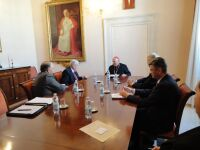 Italy: Church Leaders Visit Vatican City
