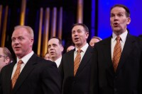 ACDA Concert: Tabernacle Choir men's side