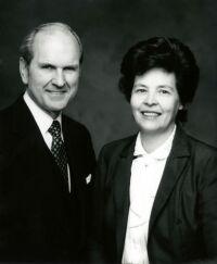 Russell M. Nelson and Dantzel Nelson