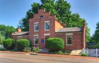 Illinois. Hancock Co. Nauvoo. Brigham Young Home