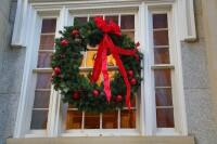 The Lion House: Christmas Wreath