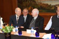 Mexico: Russell M. Nelson Meets Cardinal Aguiar Retes