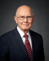 Dallin H. Oaks Official Portrait 2018