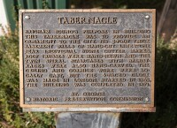 St. George Tabernacle Plaque