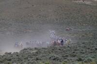 Wyoming Mormon Historic Handcart Site, Sixth Crossing, Treking on actual Mormon, California, Oregon, and Pony express Trail