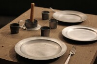 Liberty Jail Pioneer Table Setting