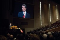 BYU-Idaho Center Dedication Services: David A. Bednar