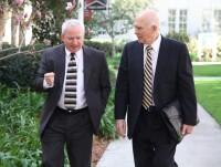 Chapman University School of Law: Dallin H. Oaks and John C. Eastman