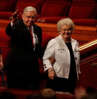 182nd Semiannual General Conference: M. Russell Ballard