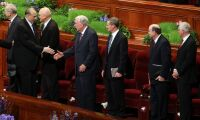 186th Annual General Conference: General Authorities