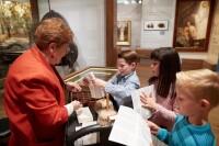 Children in the Church History Musuem