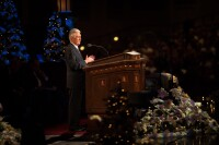 2012 First Presidency Christmas Devotional: Dieter F. Uchtdorf