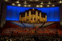 Choir Performs: 189th Semiannual General Conference October 2019
