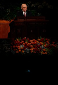 183rd Semiannual General Conference: Dallin H. Oaks