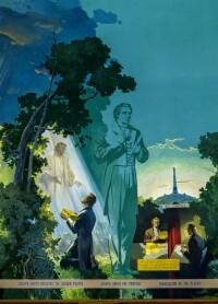 Cody Mural: Joseph Smith