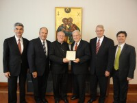 Italy: Church Leaders Visit Vatican City